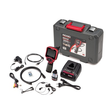"Ridgid CA-150 Sistema de Cámara de inspección Kit Combo/""/"" 36848"